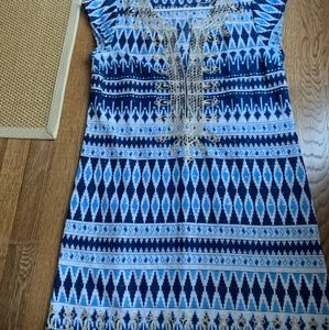 CALYPSO St. Barth ROWENA Dress Cotton